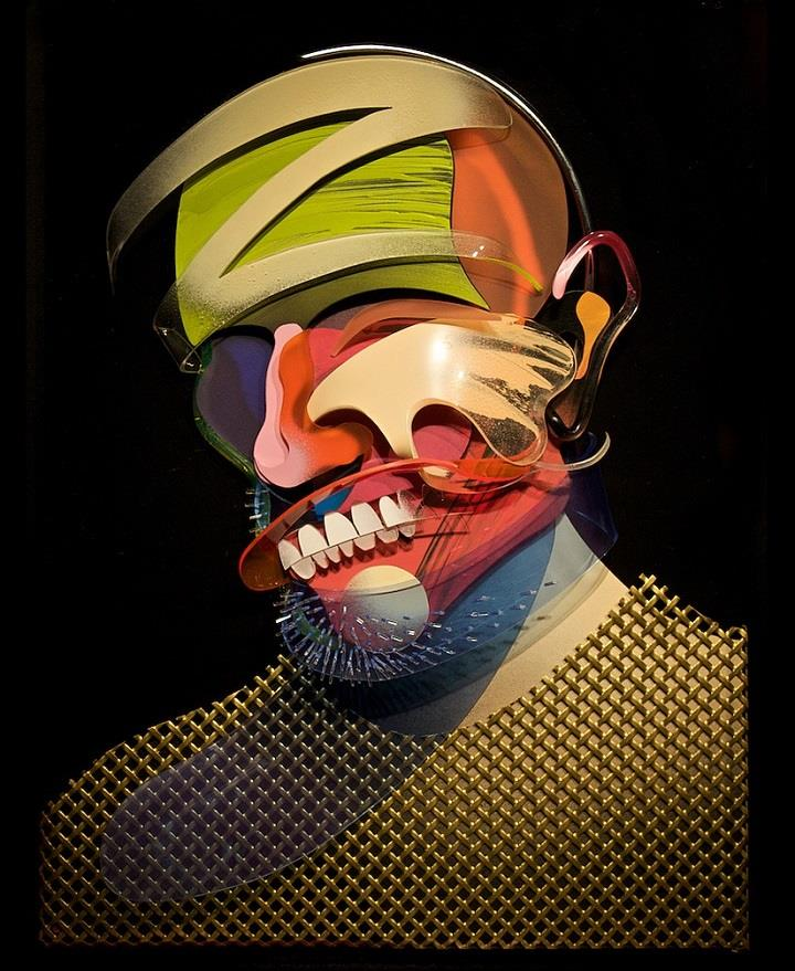 Adam Neate - sculpture