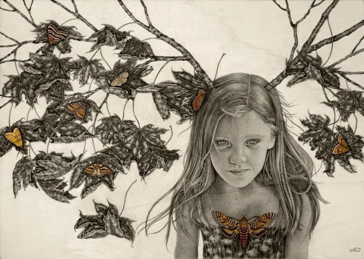 Alessia Iannetti - a tree portrait
