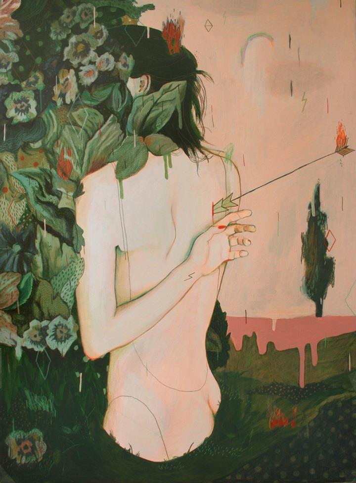 Alexandra Levasseur - wounded