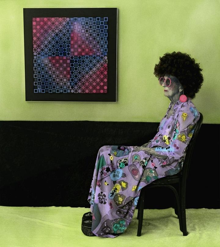 Aline Smithson - disco