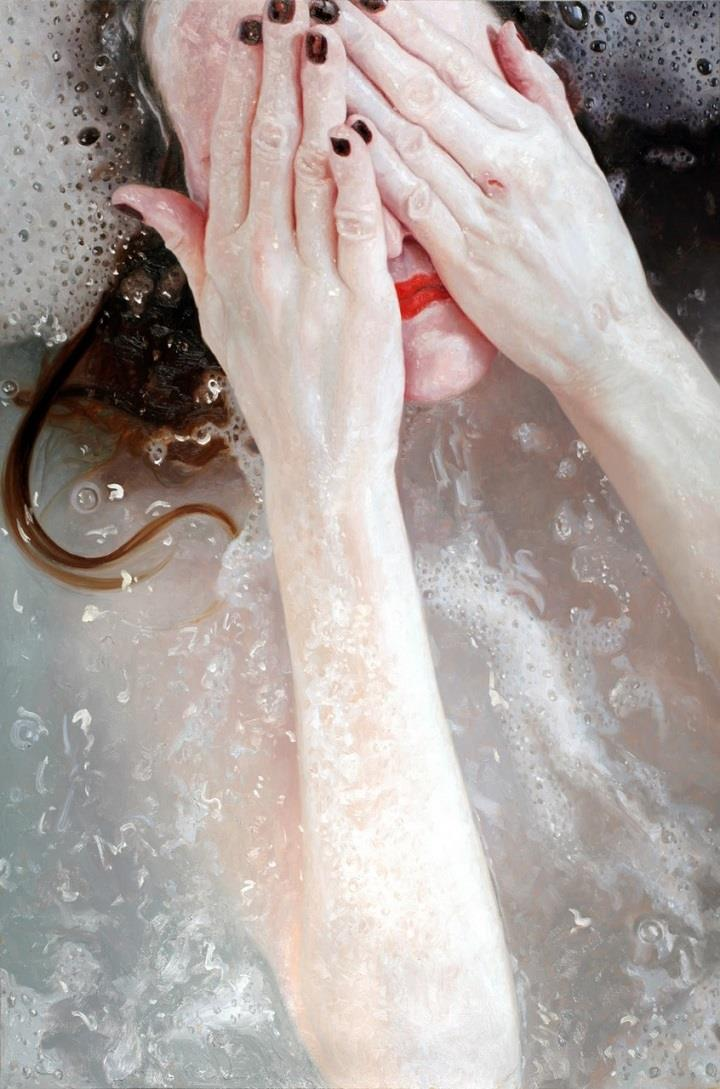 Alyssa Monks - hands
