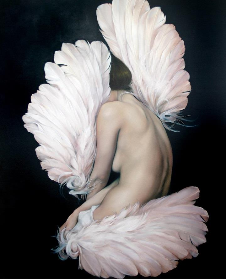 Amy Judd - wings