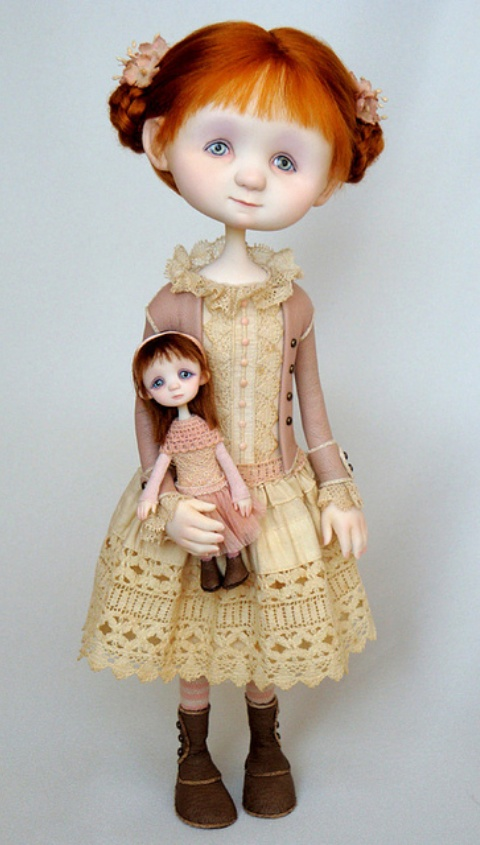 Ana Salvador Art Dolls 8
