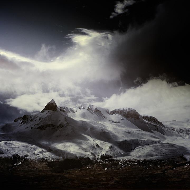 Andy Lee - mountain shadow