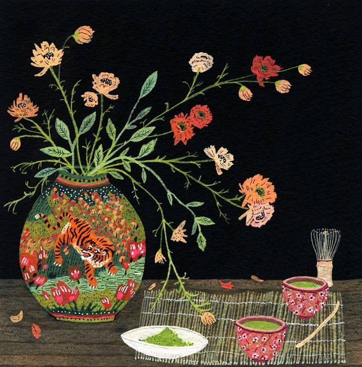 Becca Stadtlander - flowers