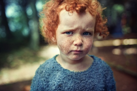 Benoit Paillé - ginger child
