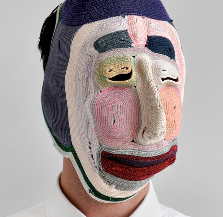 Bertjan Pot - a mask