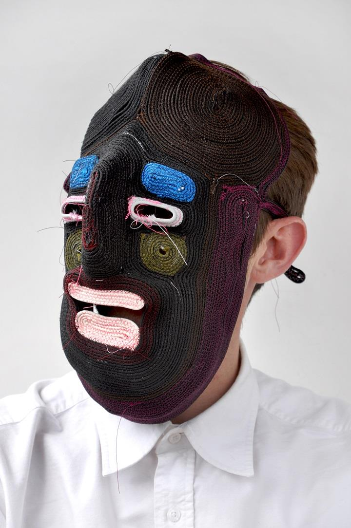 Bertjan Pot - dark mask