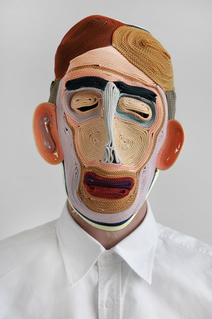 Bertjan Pot - mask front