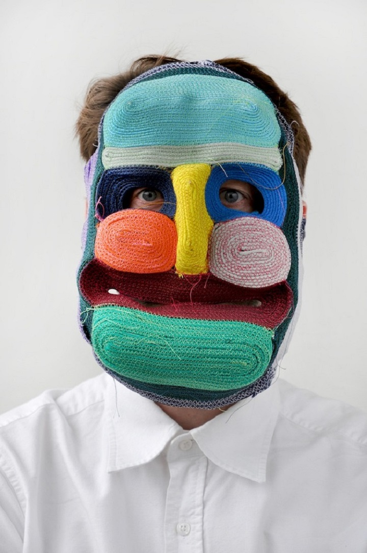 Bertjan Pot - weird mask design