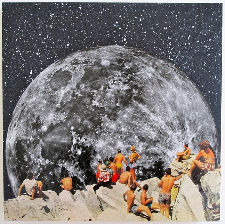 Beth Hoeckel - over the moon