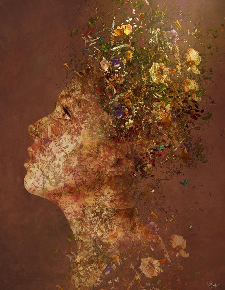 Bojan Jevtic flower power