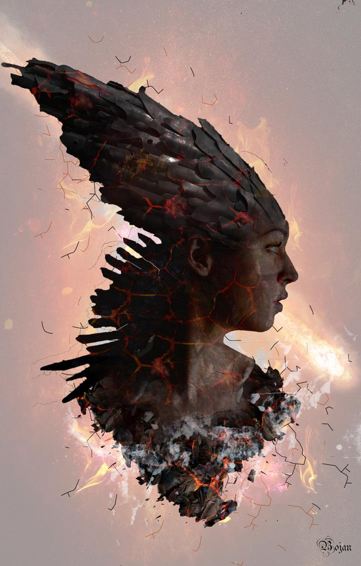 Bojan jevtic birdsong feather of me