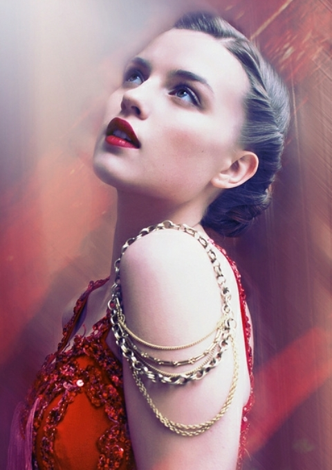 Caitlin Bellah Fashion Photography 2