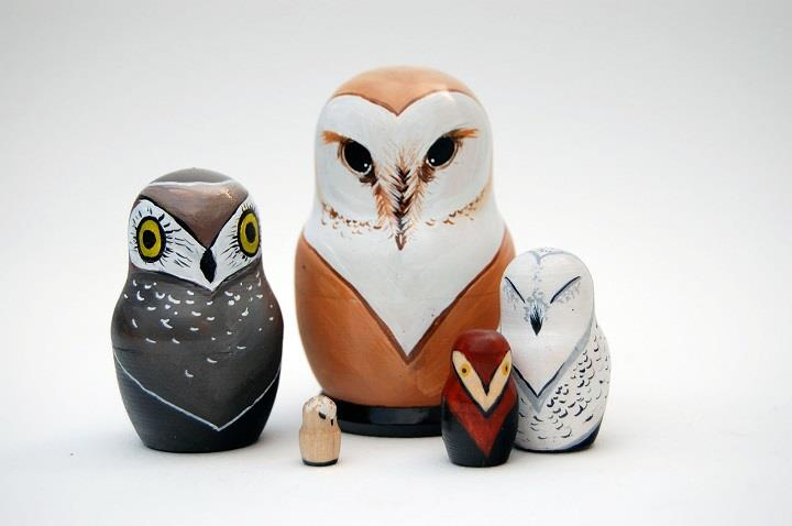 Caleigh Ill - owl family