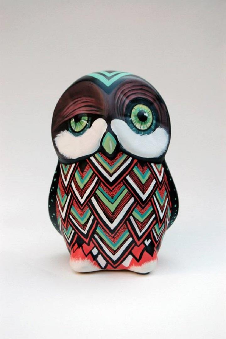 Caleigh Ill - sleepy owl