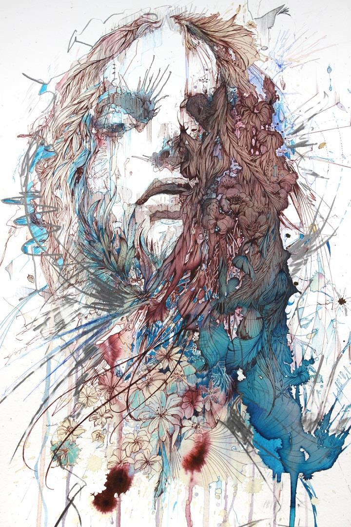 Carne Griffiths - beautiful decay