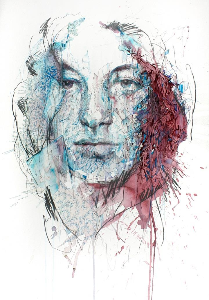 Carne Griffiths - thin veil