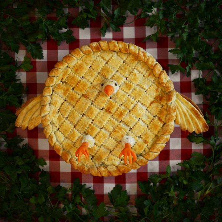 Christine McConnell - pie