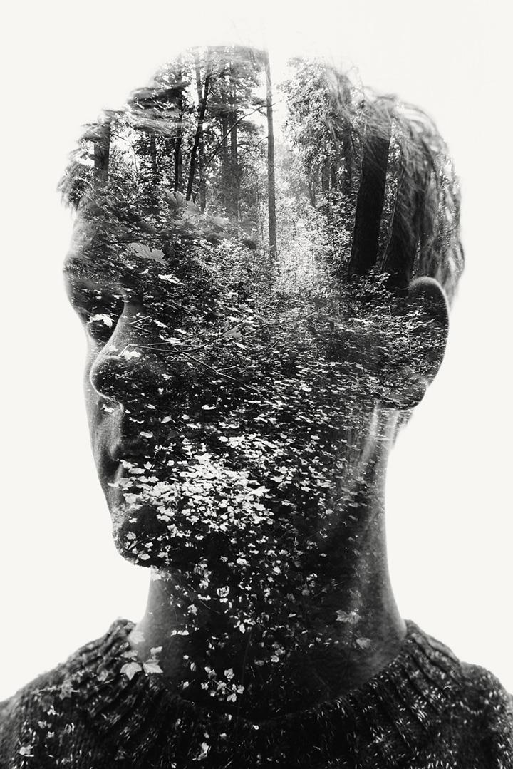 Christoffer Relander - Autumn-Self-Portrait