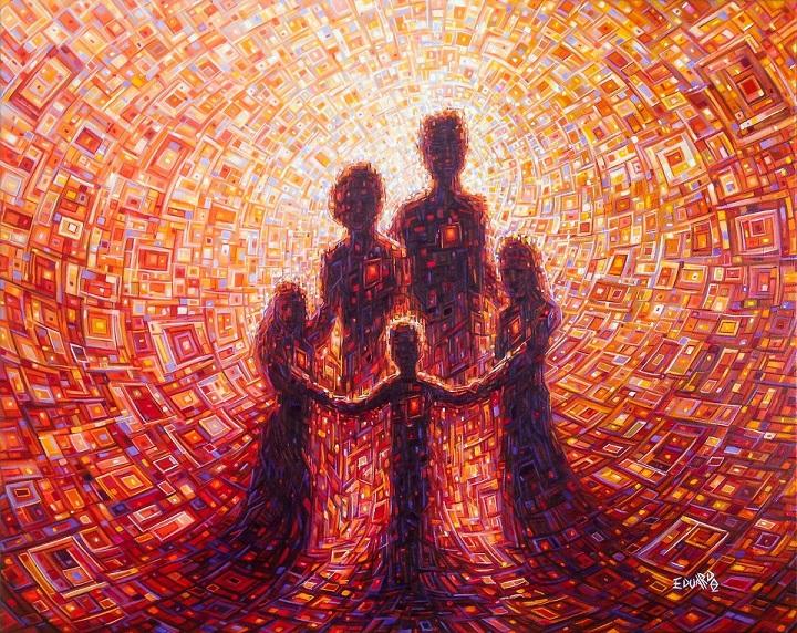 Eduardo Rodriguez Calzado - family