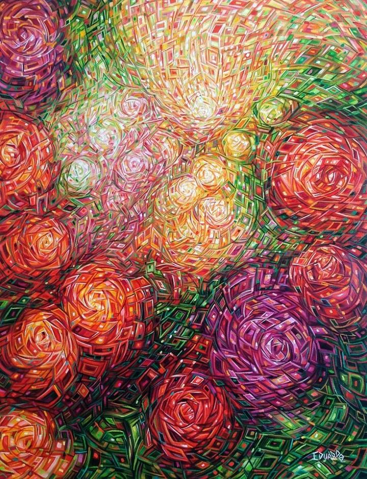 Eduardo Rodriguez Calzado - flowers