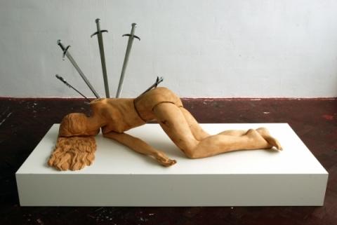 Elisabet Stienstra Sculpture 6