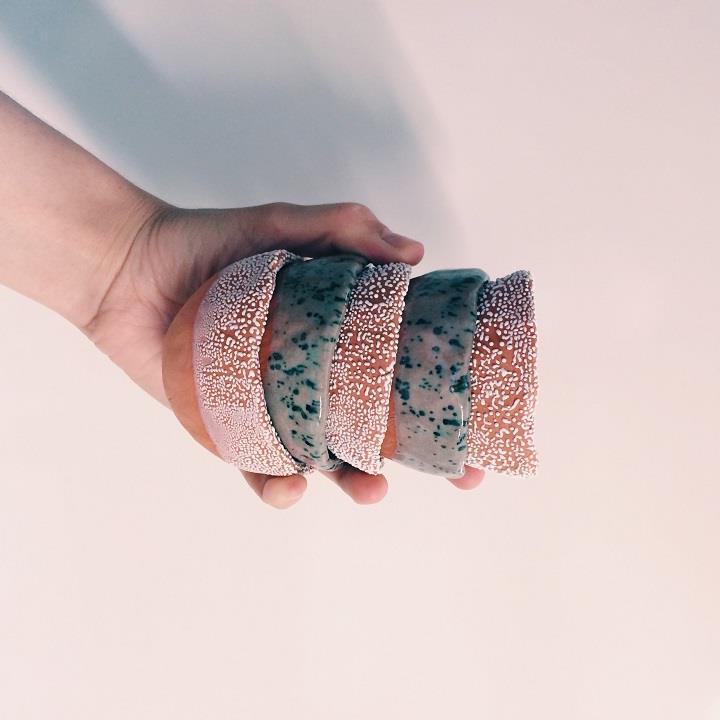 Emily Reinhardt - pinch pots