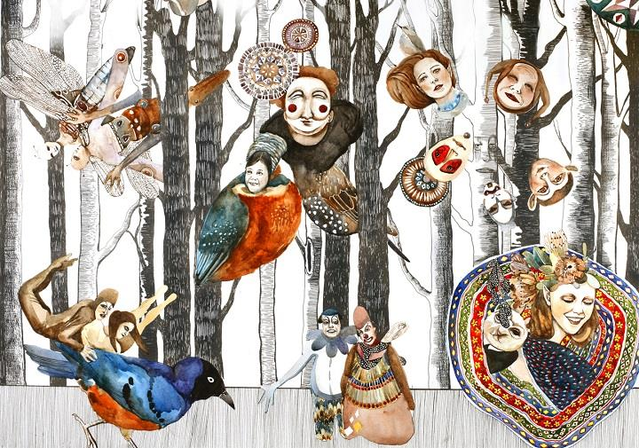Fay Huo - a puppet factory