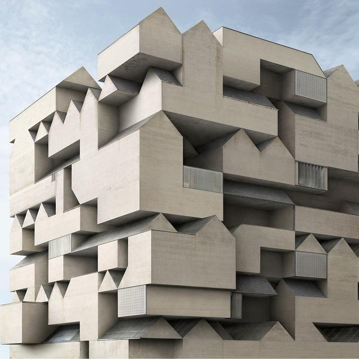 Filip Dujardin - geometric shapes