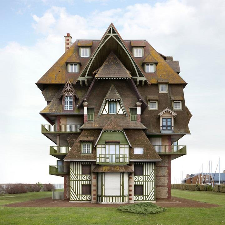 Filip Dujardin - house
