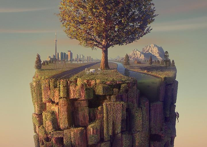Gediminas Pranckevicius - Digital Illustrations