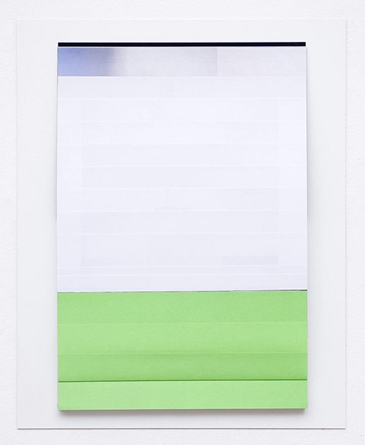 Gemis Luciani - color green composition