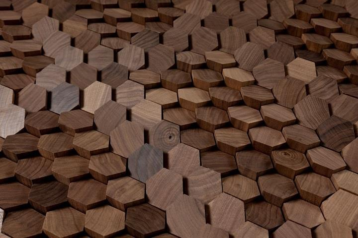 Giles Miller Studio - surface design wood
