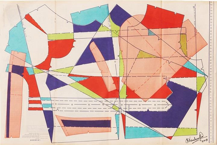 Hormazd Narielwalla - a collage