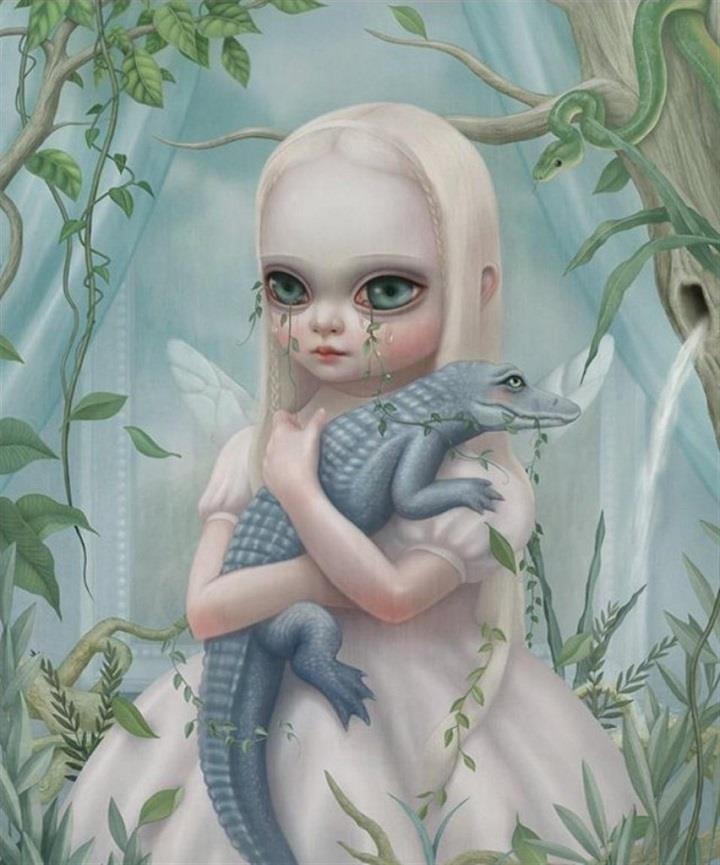 Hsiao Ron Cheng - crocodile