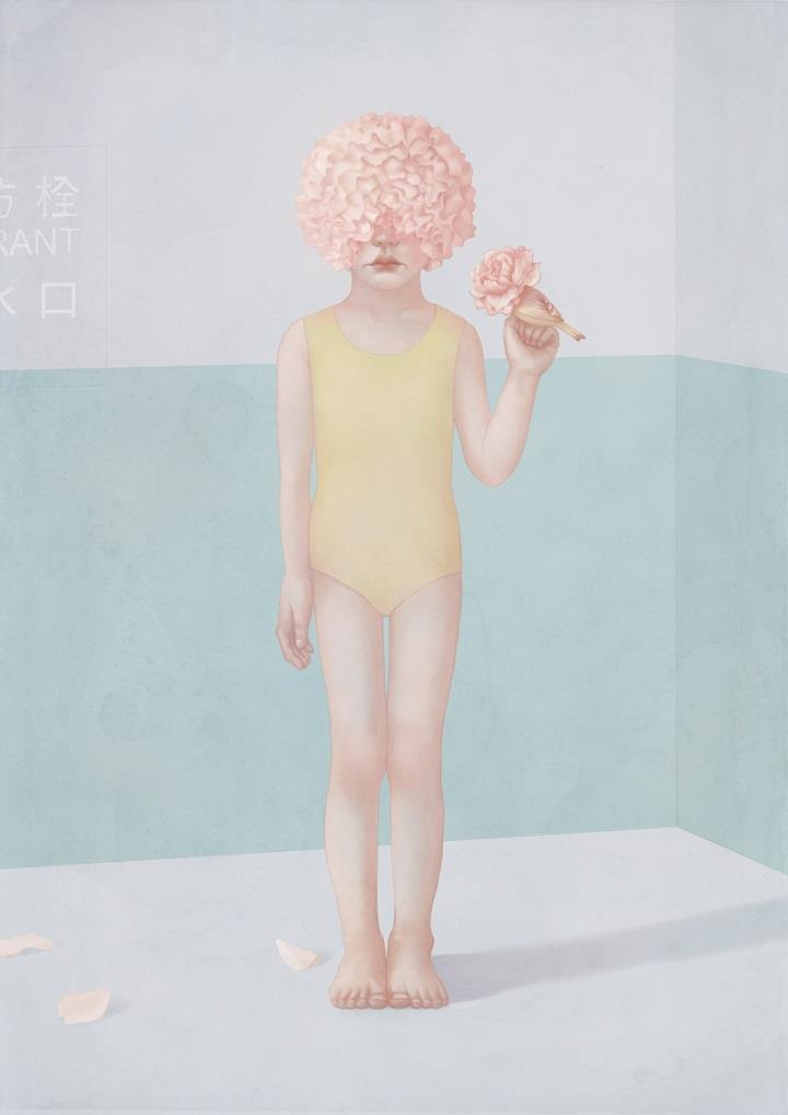 Hsiao Ron Cheng - flowerhead