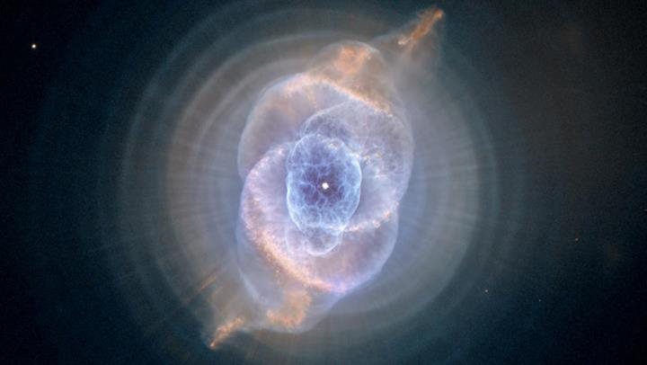 Hubble Cat's Eye Nebula