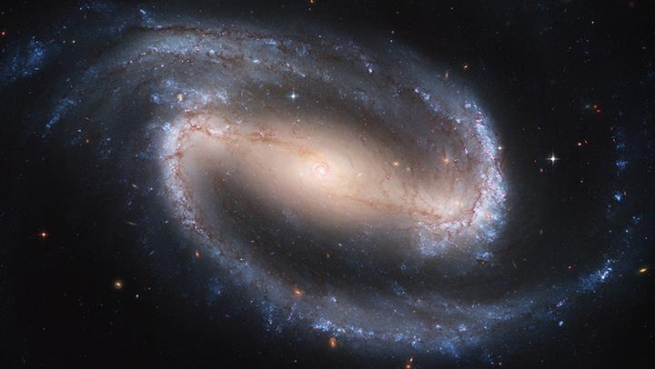Hubble Spiral Galaxy NGC 1300