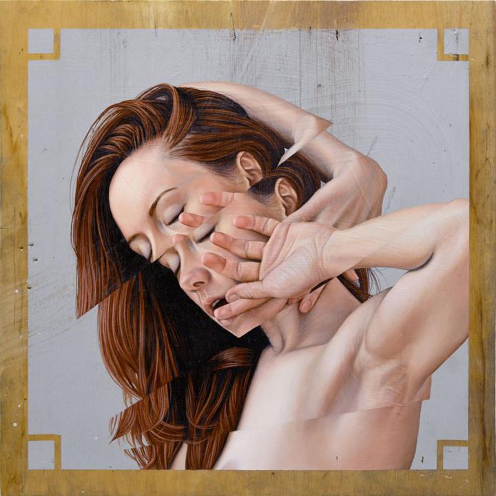 James Bullough - woman