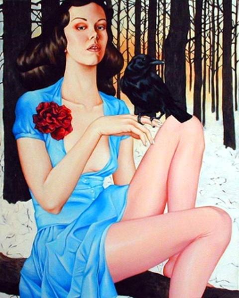 Jared Joslin Painting 6
