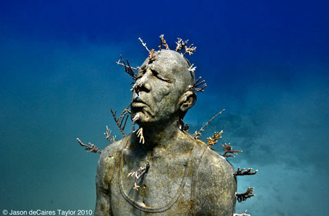 Jason deCaires Taylor Sculpture 3