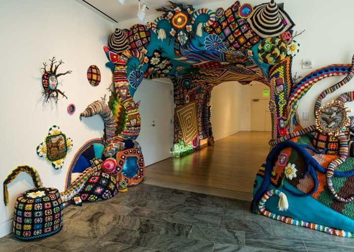 Installations by Jeila Gueramian