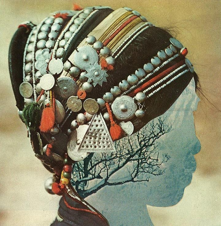 Jesse Treece - a tribal portrait
