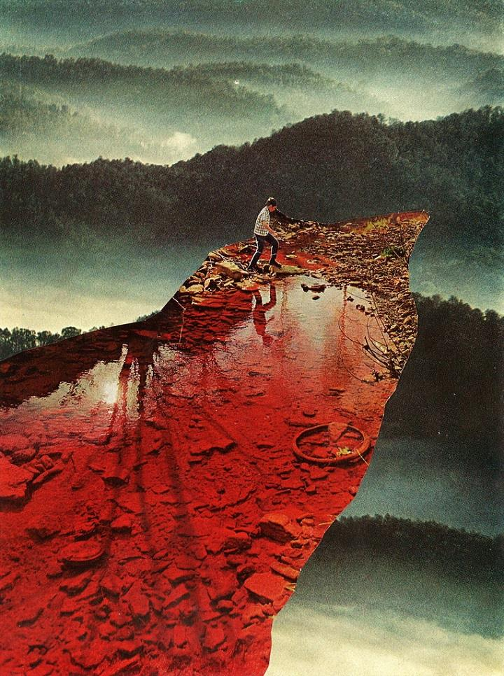 Jesse Treece - red water