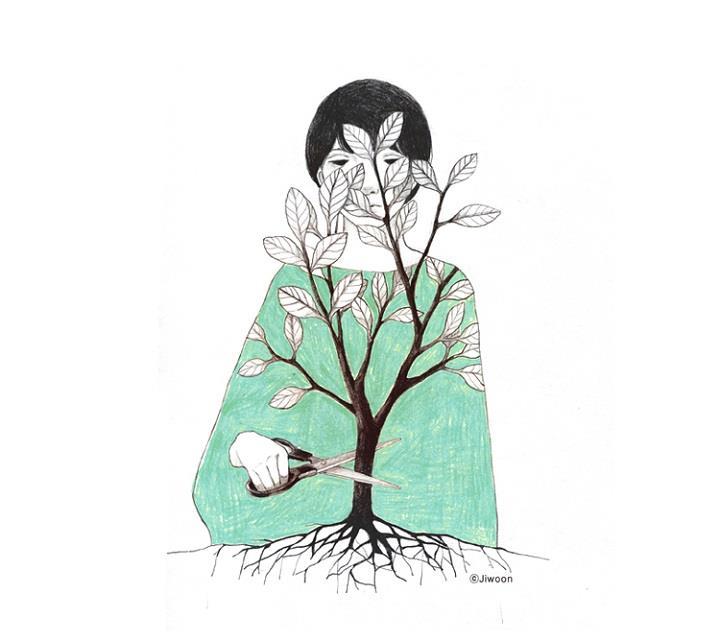 Jiwoon Pak - drawing tree