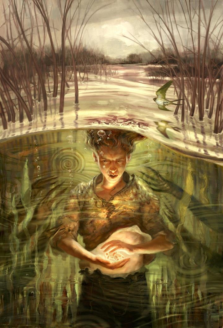 Jon Foster - marsh