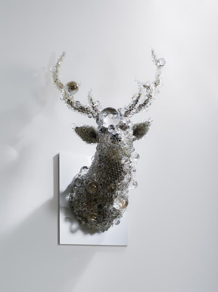 Kohei Nawa - Deer Head