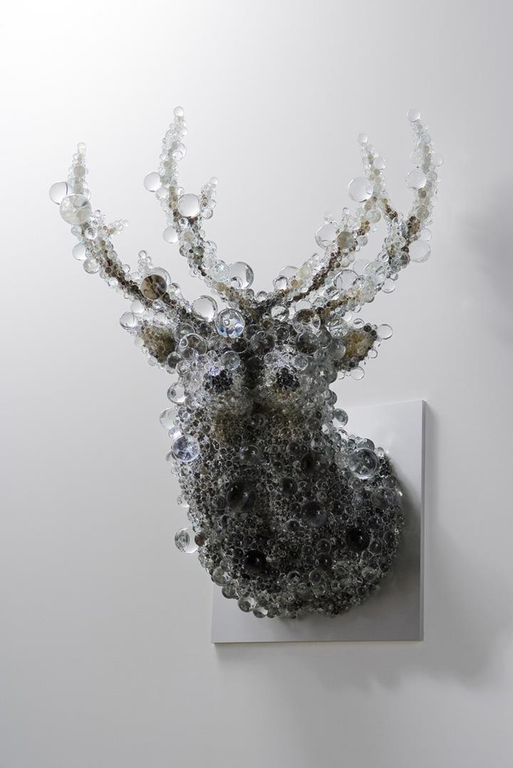 Kohei Nawa - Double Deer Head