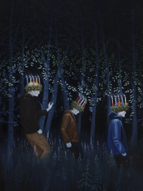 Kris Knight - In the forest